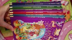 Коллекция сказок 7 книг одним лотом