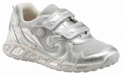 Geox Италия кроссовки с мигающей подошвой р. 31, 33
