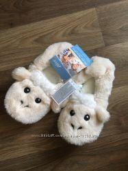 Классные мягенькие тапочки овечки из Германии. 37 размер