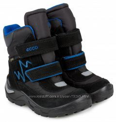 зимние ботинки Ecco Snowride р. 25, 26, 27, 28, 29, 30