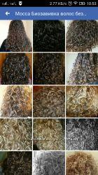 Мосса Биозавивка волос без вреда.