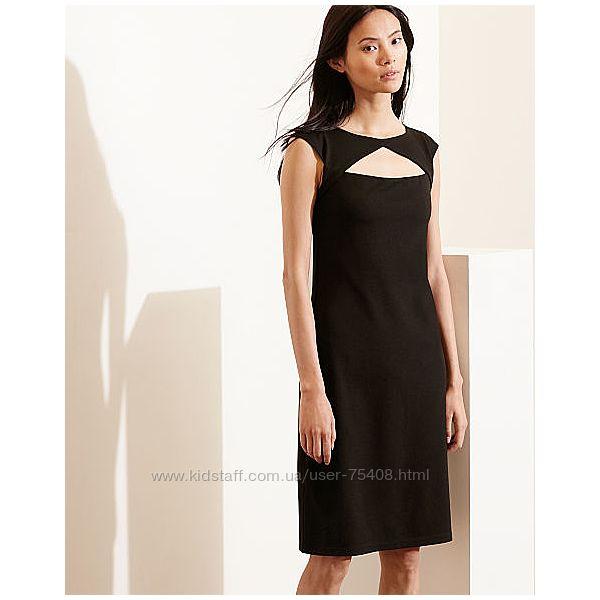 Ralph Lauren, черное платье-футляр