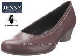 Туфли Jenny by Ara горький шоколад, кожа р. 40, стелька внутри 26, 5см