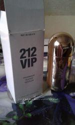 Тестер Carolina Herrera 212 VIP 80 ml женский