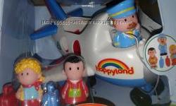 Самолет музыкальный Happyland ELC Mothercare