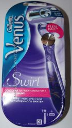 Станок для бритья GILLETTE Venus Swirl