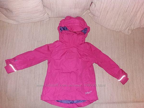 Куртка 3 в 1 gelert  на 2-3 года. 92-98cm