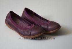 Балетки туфли Ecco размер 33 школьные в школу