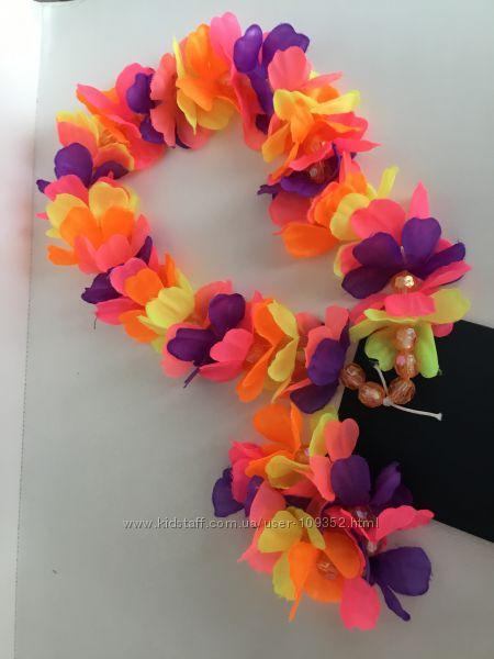 Комплект украшений H&M- ожерелье и браслет