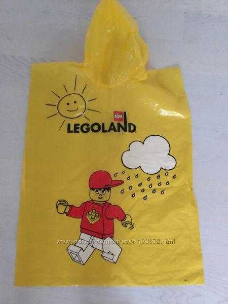 Дождевик из Legoland