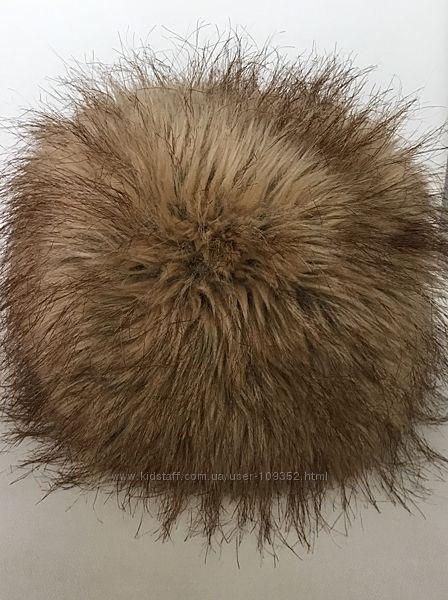 Тёплая шапка из искусственного меха H&M