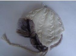 Шапка ушанка теплая зимняя- H&M Швеция