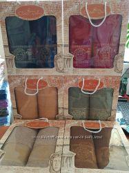 Набор полотенец махровых турция