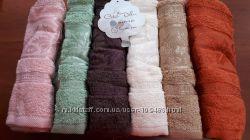 Махровые полотенца Турция