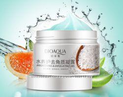 Скраб-скатка рис BioAqua Exfoliating Gel