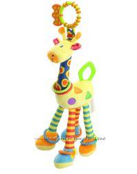 Подвеска happy monkey жираф