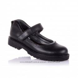 Школьные туфельки Minimen для девочки, размер 35.