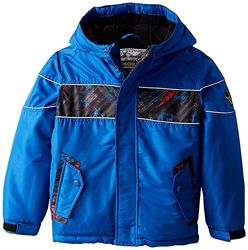 Теплая куртка c капюшоном на мальчика Rothschild Puffer Coat Оригинал США