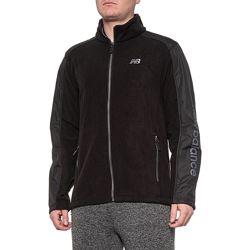 Флисовые кофты разные New Balance Fleece Jacket Оригинал США