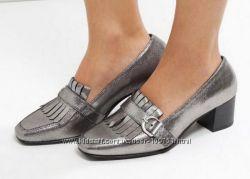 Кожаные туфли New Look 37р