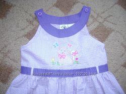 Очень красивое платье - сарафан Duck Head