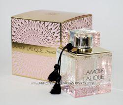Lalique L&acuteAmour - звонкий, нежный, искраящийся