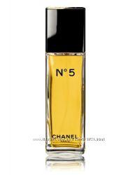 Chanel N5 - туалетная вода - аромат легенда