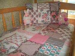 Пошью постель любого размера, простыни на резинке