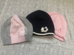 Наши деми шапки Chicco на 6-7 лет