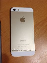 Iphone 5s GOLD 16 гб never