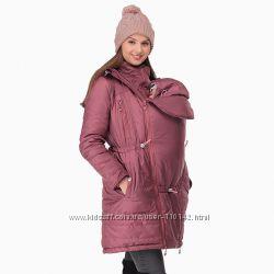 Слингокуртки, зимние куртки для беременных - в наличии
