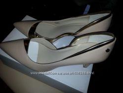Кожаные туфли Calvin Klein - 41р. Оригинал из США.