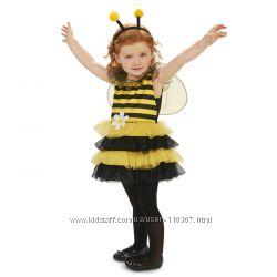 Прокат костюма пчелки, размер 2-4 года