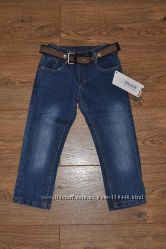 Новые котоновые  брюки на рост 98-104. Разные модели.