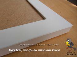 Рамки деревянные от Галчонка. Собственное производство.