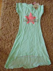 продам летнее платье на рост 128 см Турция