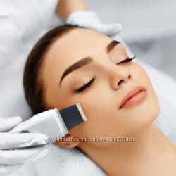 Услуги косметолога , Бровары. УЗ чистка и  чистка лица