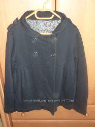 Пиджак трикотажный на девочку