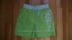 Пляжные шорты на 7-8 лет