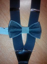 Бабочки и галстуки подтяжки