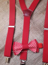 Бабочки , галстуки и подтяжки ремни