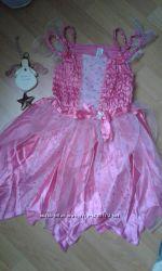 Карнавал  для девочки 8-13 лет  Фея роз принцессарозетта