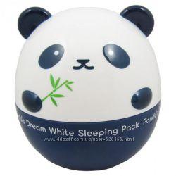 отбеливающая маска Tony Moly Dream White Sleeping Pack TONY MOLY