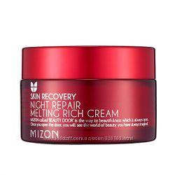 Ночной крем для лица Mizon Night Repair Melting Rich Cream