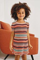 Стильное платье Next на 3-4 г