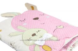 Постельное белье в кроватку Luoca Patisca 3д вышивка по скидке 30 процентов