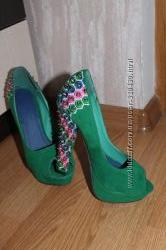 летние туфли женские