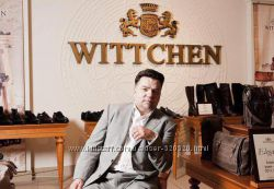 Wittchen ВІТЧЕН чемодан Польша  под 0, по цене сайта , без веса