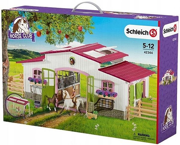 Конюшня Schleich 42344
