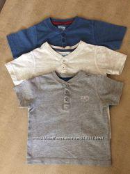 Комплект из 3-х футболок F&F 12-18 мес